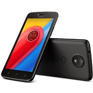 Motorola Moto C Plus Black - Handy