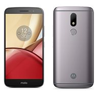Lenovo Moto M Dark Grey - Handy