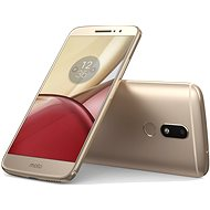 Handy Lenovo Moto M Gold - Handy