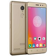 Lenovo K6 Single SIM LTE Gold - Handy