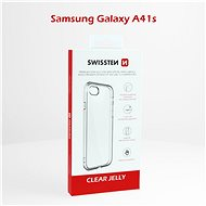 Swissten Clear Jelly für Samsung Galaxy A41