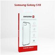 Swissten Clear Jelly für Samsung Galaxy S10 - Handyhülle