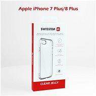 Swissten Clear Jelly für Apple iPhone 7 plus/8 plus - Handyhülle