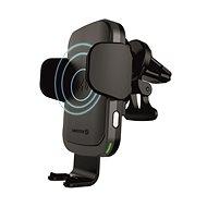 Swissten W2-AV5 Halter mit kabelloser Aufladung für die Belüftung - Handyhalter