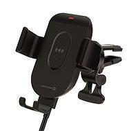 Swissten GW1-AV5 Handyhalterung mit kabelloser Aufladung für die Belüftung des Autos - Handyhalter