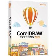 CorelDRAW Essentials 2020 CZ / PL (elektronische Lizenz) - Grafiksoftware