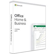 Microsoft Office 2019 Home und Business ENG (BOX) - Office-App