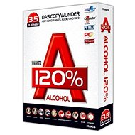 Alkohol 120% Lebenszeit (elektronische Lizenz) - Brenner-software