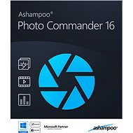 Ashampoo Photo Commander 16 DE (Elektronische Lizenz) - Grafiksoftware