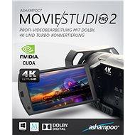 Ashampoo Movie Studio Pro 2 (elektronische Lizenz) - Schneidesoftware