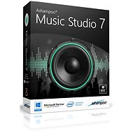 Ashampoo Music Studio 7 (Elektronische Lizenz) - Elektronische Lizenz