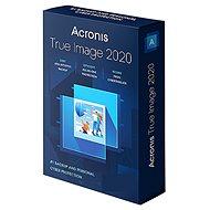 Acronis True Image 2019 CZ Upgrade für 5 PCs (elektronische Lizenz) - Sicherungssoftware