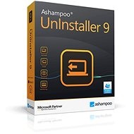 Ashampoo UnInstaller 9 (elektronische Lizenz) - Officesoftware