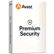 Avast Premium Security für 1 Computer für 12 Monate (elektronische Lizenz) - Elektronische Lizenz