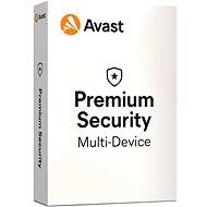 Avast Premium Security Multi-Device (bis zu 10 Geräte) für 12 Monate (elektronische Lizenz) - Elektronische Lizenz