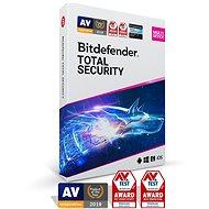 Bitdefender Total Security 2020 (elektronische Lizenz) - Antivirus