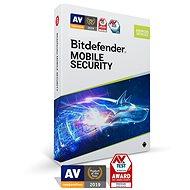 Bitdefender Mobile Security für Android für 1 Gerät für 1 Jahr (elektronische Lizenz) - Internet Security