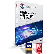 Bitdefender Antivirus für Mac 2020 (elektronische Lizenz) - Antivirus