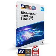Bitdefender Internet Security für 1 Gerät für 1 Monat (elektronische Lizenz) - Internet Security
