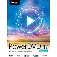 Cyberlink PowerDVD 17 Standard (elektronische Lizenz) - Elektronische Lizenz