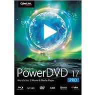 Cyberlink PowerDVD 17 Pro (elektronische Lizenz) - Officesoftware