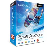 CyberLink PowerDirector 16 Ultra (elektronische Lizenz) - Officesoftware