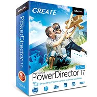 CyberLink PowerDirector 17 Ultra (elektronische Lizenz) - Officesoftware