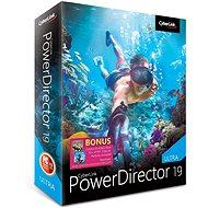 CyberLink PowerDirector 19 Ultra (elektronische Lizenz) - Video software
