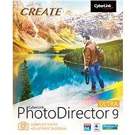 CyberLink PhotoDirector 9 Ultra (elektronische Lizenz) - Grafiksoftware