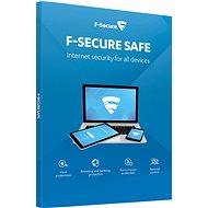 F-Secure SAFE für 1 Gerät für 1 Jahr (elektronische Lizenz) - Antivirus