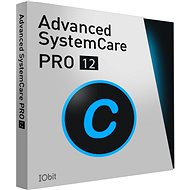 Iobit Advanced SystemCare 12 PRO, 1 PC, 1 Jahr (elektronische Lizenz) - Elektronische Lizenz