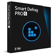 Iobit Smart Defrag 6 PRO für 3 PCs für 12 Monate (elektronische Lizenz) - Officesoftware