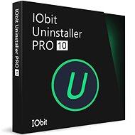 Iobit Uninstaller PRO 10 für 1 PC für 12 Monate (elektronische Lizenz) - Officesoftware