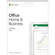 Microsoft Office 2019 Home and Business EN ( elektronische Lizenz ) - Elektronische Lizenz