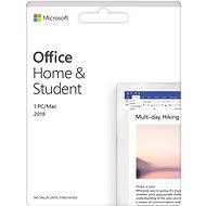 Microsoft Office 2019 Home and Student EN ( elektronische Lizenz) - Elektronische Lizenz