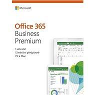 Microsoft Office 365 Business Premium Retail EN (elektronische Lizenz) - Elektronische Lizenz
