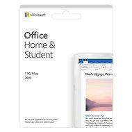 Officesoftware Microsoft Office 2019 für Heimanwendung und Studenten (elektronische Lizenz)