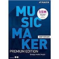 MAGIX Music Maker Premium 2021 (elektronische Lizenz) - Officesoftware