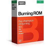 Nero Burning ROM (Elektronische Lizenz) - Elektronische Lizenz