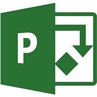 Microsoft Project Online - Plan 3 (monatliches Abonnement) für Schulpersonal - Officesoftware