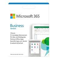 Officesoftware Microsoft 365 Business Standard (elektronische Lizenz)