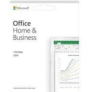 Officesoftware Microsoft Office 2019 Home and Business (BOX)