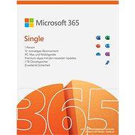 Microsoft 365 für Einzelpersonen (Elektronische Lizenz) - Officesoftware