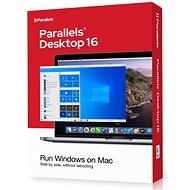 PC Instandhaltungssoftware Parallels Desktop 16 für Mac (BOX)