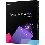 Pinnacle Studio 25 Ultimate  (BOX) - Videobearbeitungssoftware