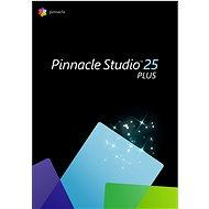 Pinnacle Studio 25 Plus (elektronische Lizenz) - Videobearbeitungssoftware