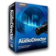 Cyberlink AudioDirector Ultra (elektronische Lizenz) - Elektronische Lizenz