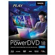 Cyberlink PowerDVD 18 Pro (elektronische Lizenz) - Elektronische Lizenz