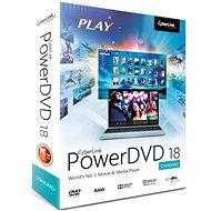 Cyberlink PowerDVD 18 Standard (elektronische Lizenz) - Officesoftware