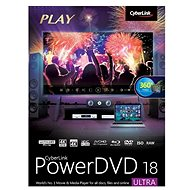 Cyberlink PowerDVD 18 Ultra (elektronische Lizenz) - Elektronische Lizenz